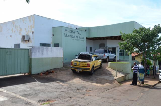 Segue em ritmo acelerado a obra de reforma do Hospital Municipal de Assaí.