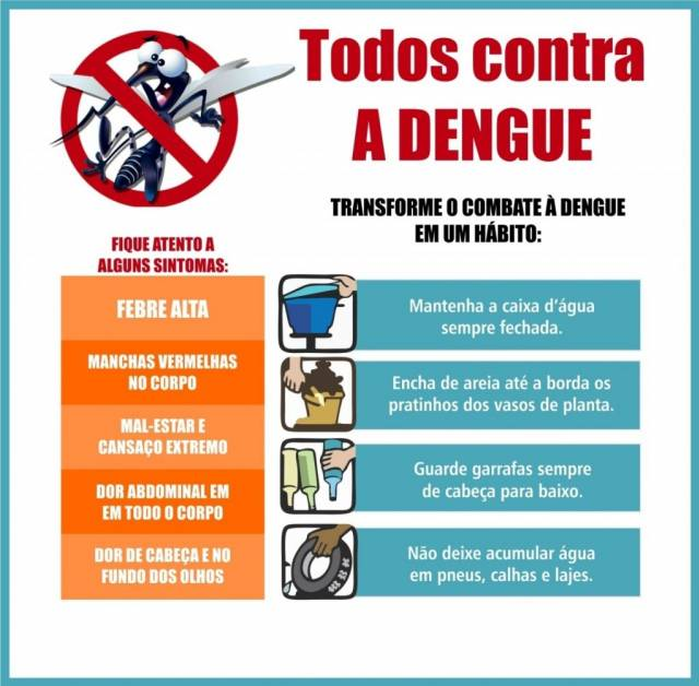MUTIRÃO EDUCATIVO CONTRA DENGUE